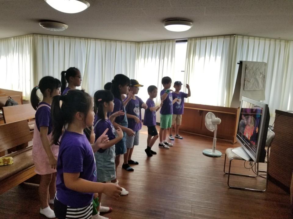 2018교회학교 하기학교