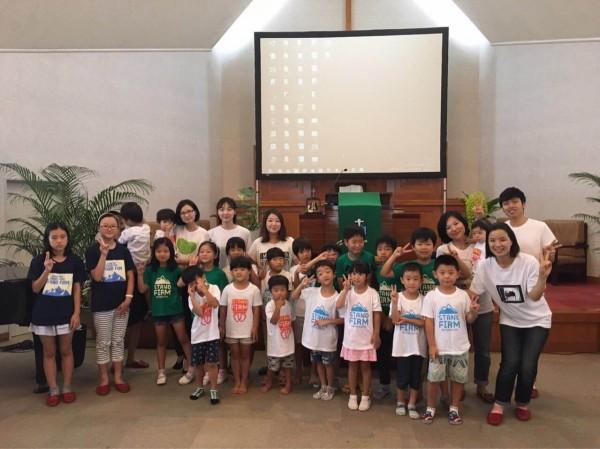 2016 여름성경학교